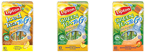lipton water packets