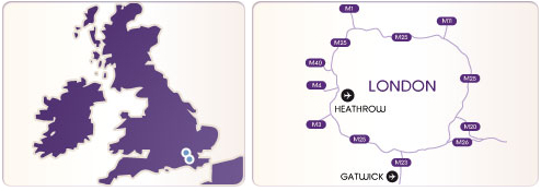 yotel locations in london